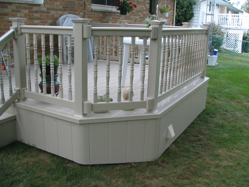 Some of our Installed Railings